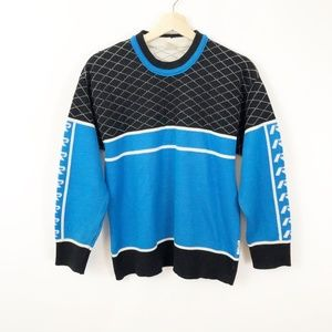 VTG Volvo Racing Colorblock Sweater